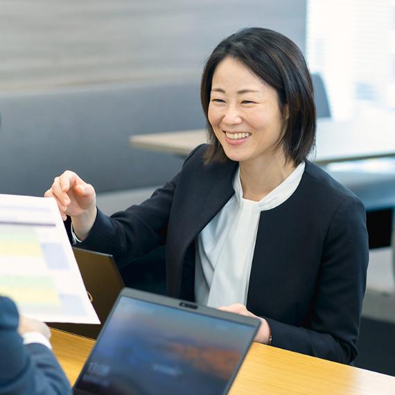 社員一人ひとりの人間力が会社の将来を左右する。